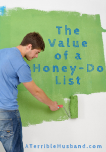 The-Value-of-a-Honey-Do-List-210x300